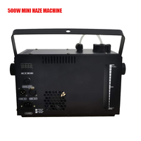 New Mini 500W Water Hazer Machine Stage Special Effects DJ Stage Light Disco Fog Machine For Party Event Stage Light