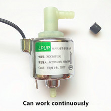Small heaters miniature solenoid pump magnetic models 30DCB (SP12A) power AC230V 50HZ 16W