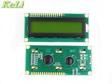 Tiegouli 10 шт./лот ЖК-дисплей 1602 ЖК-дисплей 1602 желтый/синий экран с подсветкой ЖК-дисплей дисплей 1602A-5v