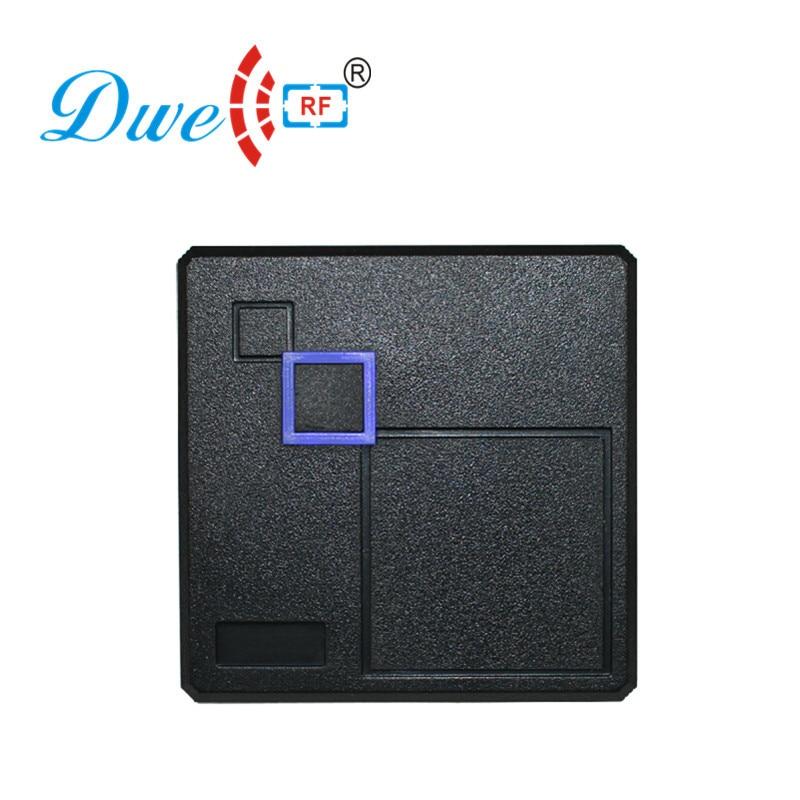 DWE CC RF 125khz proximity card rfid reader for apartment access control turck proximity switch bi2 g12sk an6x