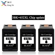 3BK 652 Refill Ink cartridge replacement for HP 652XL for HP Deskjet 1115 1118 2135 2136 2138 3635 3636 3835 4536 4538 Printer цена 2017