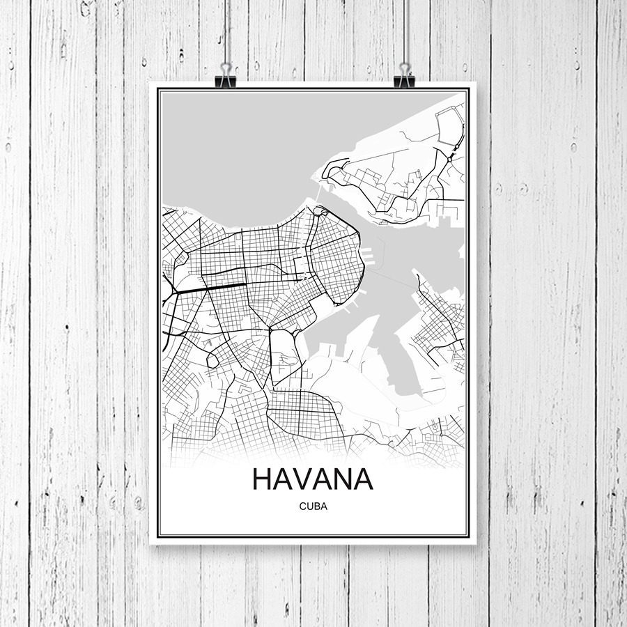 Online Shop World City Map HELSINKI Finland Print Poster Abstract