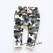 2016 New Kids Harem Pants Low Price Kid Boys Girl Pants Printed Cotton Casual Pattern Trousers Roupa Infantil Feminina