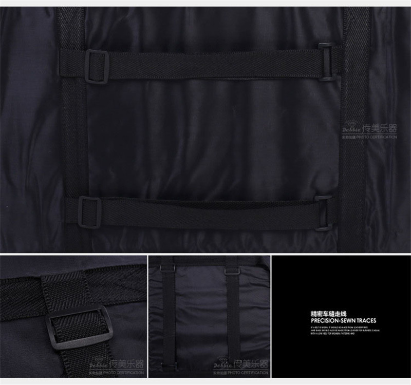 água caso capa para órgão Feature : Portable Instrument Bags