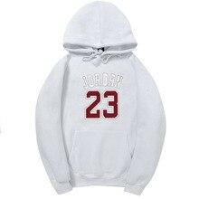 2017 Brand New Fashion JORDAN 23 Mens Women Sportswear Print Men Hoodies Pullover Hip Hop Mens tracksuit Sweatshirts S-XXL