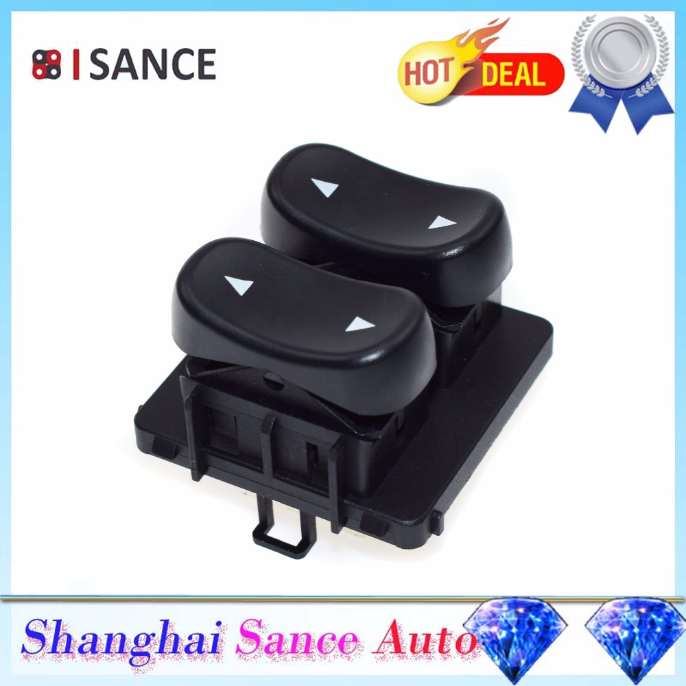 ISANCE Double Power Window Control Switch For Ford AU ...