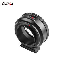 Viltrox NF-FX1 Lens Mount Adapter voor Nikon G & D-Mount Serie Lens Gebruikt voor FUJI X-Mount Mirrorless Camera Lens Mount Adapter(China)