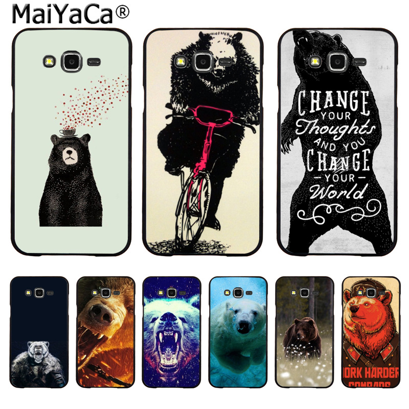 Maiyaca Fashion Amazing Nice Moon Luxury Tpu Rubber Phone Case Cover For Samsung 2015j1 J5 J7 2016j1 J3 J5 J7 Note3 4 5 Cover Cellphones & Telecommunications