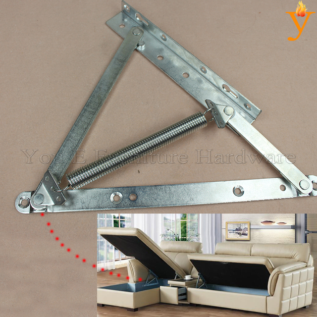 Furniture Hardware Sofa Storage Cabinet Mechanicsm Small Box Ing Lift Bed Hinge