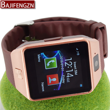 Smart watch для android bluetooth спорт шагомер поддержка whatsapp smartwatches для huawei xiaomi телефон камеры gt08 калькулятор