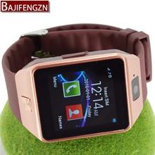 Reloj inteligente para android bluetooth podómetro Deporte Apoyo Whatsapp SmartWatches para huawei xiaomi Teléfono Cámara Calculadora GT08