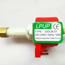 Low power pump voltage 220-240V-50Hz Power 16W