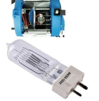 Luces indicadoras GY9.5 230v 650w 1000W para cámara, etc.|Luces indicadoras| |  -