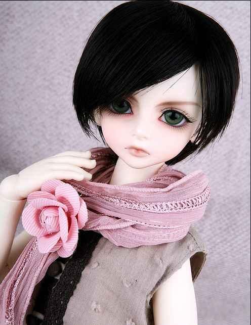 1/4 (41 см) bjd sd кукла мальчик BORY bjd (включает и глаза)