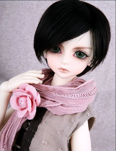 1/4 (41cm) LUTS Kid Delf Boy BORY bjd/volks dod(include makeup and eyes)