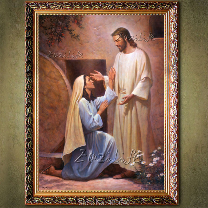 Home Interior Jesus: 【ᗑ】Home Decor Jesus Christ Painting ③ The The Portrait Of