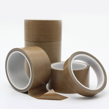 цена на resistant high temperature adhesive cloth insulation 300 degree vacuum sealing machine  tape 10 meter*0.13mm