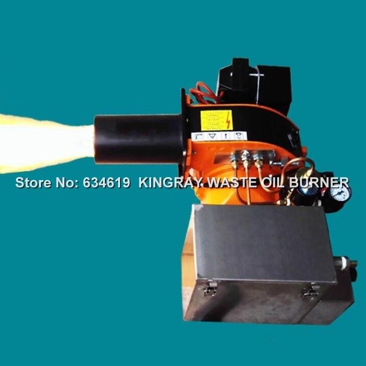 116kw Industrial Queimador de Óleo Resíduos Queimador De Óleo Usado Querosene/Óleo Pesado Múltipla Máquina de Queima de Combustíveis