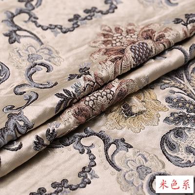 Besplatna dostava! Žakard brokatna tkanina hrskava haljina jakna diy - Umjetnost, obrt i šivanje - Foto 2
