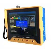 KPT 356H DVB S2 Satfinder New arrival Fast Tracking Full HD Digital Satellite Finder Meter MPEG 4 Modulator DVB S Sat Finder