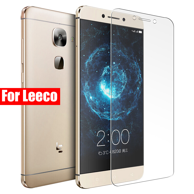 Protective Glass for <font><b>LeEco</b></font> Le <font><b>2</b></font> S3 Pro 3 Cool 1 <font><b>Max</b></font> Le2 X520 X527 X620 X626 Pro3 X720 X722 Max2 X821 <font><b>x820</b></font> Cool1 <font><b>Screen</b></font> Protector image