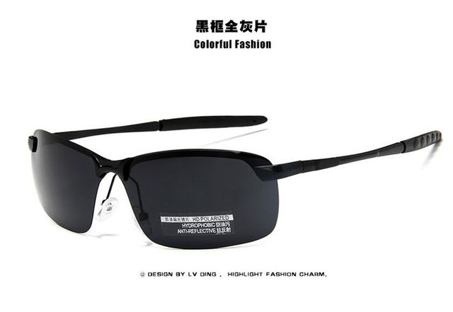 clearance prices new high quality huge selection of US $4.99 |Men polarized drive Sunglasses metal frame Sun Glasses For Man  Famous Luxury Brand Designer popular Eyewear SS23-in Sunglasses from  Apparel ...