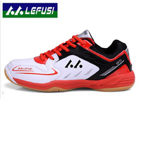 New Brand Men Badminton Shoes Professional Men Sneakers Breathable And Non Slip Table Tennis Shoes Big