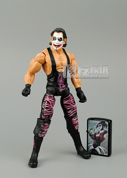 18CM JAKKS High Quality Classic Toy Super Movable Wrestler occupation wrestling Jeff Hardy Fighter action figure Toys