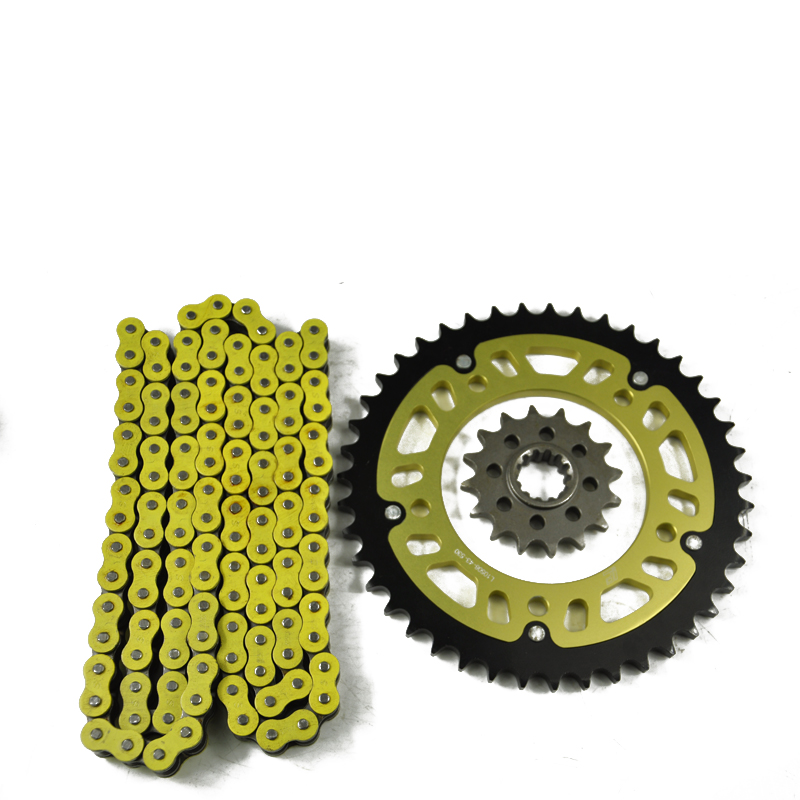 LOPOR Motorcycle Complete 530 O-ring Chain Set Front & Rear Sprocket For HONDA CBR600 CB 600 1991 1992 1993 1994 1995 1996