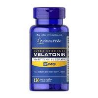 Free Shipping Melatonin 5 Mg 120 Pcs