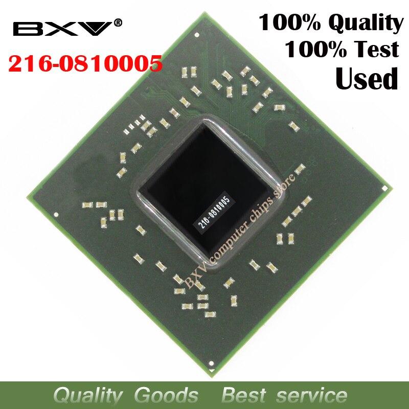 216-0810005 216 0810005 100% teste de trabalho muito bem reball com bolas bga chipset para portátil frete grátis