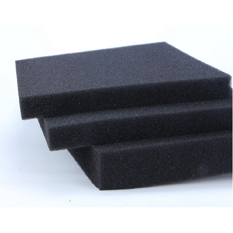 Thick Black Biochemical Cotton Filter Cotton Sponge Filter Material Filter Fish Tank Aquarium Biological Filtration Cotton In Educational Equipment From