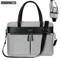 2017 Моды Сумка Для Ноутбука 15 14 дюймов одноместный сумки на ремне для Macbook Air 15 pro Retina Case Crossbody Посланник Сумки Женщина мужчина