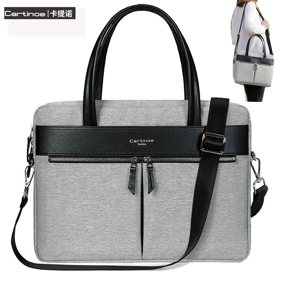 2017 Fashion Laptop Bag 15 14 inch single shoulder bag for Macbook Air 15 pro Retina Case Crossbody Messenger Bags Woman man
