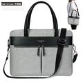 2017 Fashion Laptop Bag 15 14 inch single shoulder bag for Macbook Air 15 pro Retina Case Crossbody Messenger Bags Woman man