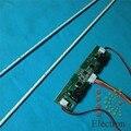 554 мм LED Лампы Подсветки полосы Обновления Комплект Алюминиевой пластины w/26 ''-65'' инвертор Для 50 дюймов ЖК-Монитор ТВ-Панели Высокой свет