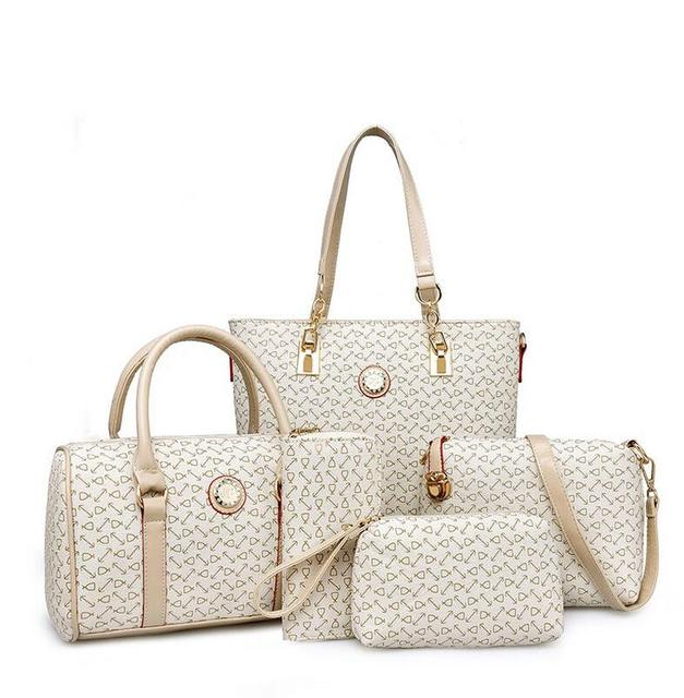 5 Pcs Women Composite Bags