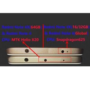 Image 2 - מגנט טבעי אמיתי עור עור Flip ארנק ספר טלפון מקרה כיסוי על לxiaomi Redmi הערה 4 4X X Note4 note4X פרו 32/64 GB