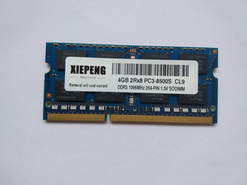 Memory <font><b>4GB</b></font> 2Rx8 PC3-8500S <font><b>RAM</b></font> DDR3 8G 1066 MHz for <font><b>HP</b></font> All-in-One 200- 5000kr 5000tCTO 5011cn 5018cn 5020 5030 5038 5040 Computer image