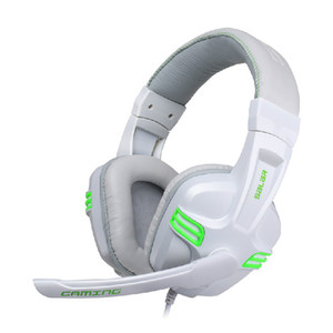 Image 4 - 3.5mm Wired Earphone Gaming Headset PC Gamer Stereo Headphone with Microphone for Computer PC Gamer