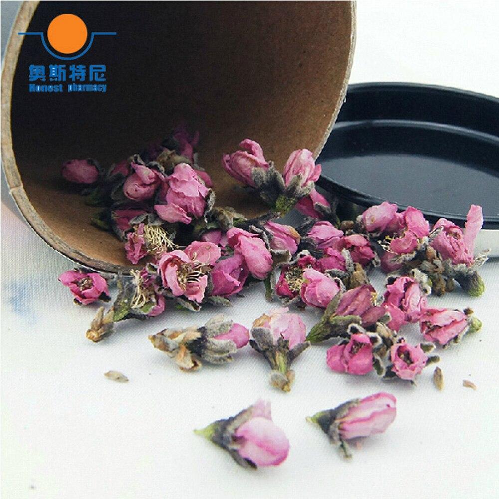 Chinese flower tea - Free Shipping Chinese Herb Tea Organic Dried Peach Blossom Flower Tea