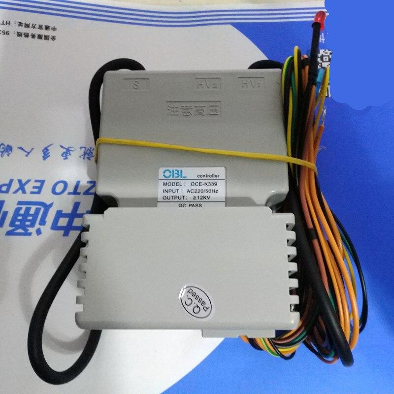 1 шт для OBL OCE-K339 AC220V/50 МГц газовая духовка универсальный контроллер зажигания детали печи
