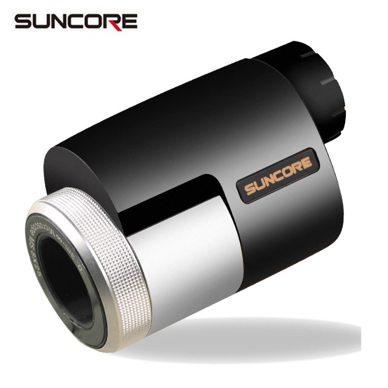 SUNCORE 8x25 HD Monocular Night Vision Sight Shimmer Handheld Outdoor Traveling Concert Powerful Roof Prism Telescope Hot Sale цена