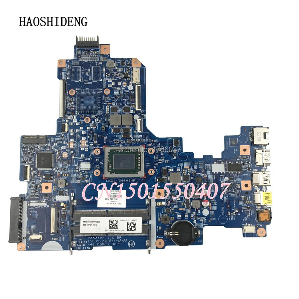 HAOSHIDENG 902337-601 448.08P03.0021 for HP NOTEBOOK 17-Y 17Z-Y 17-Y007CY Notebook motherboard 902337-501 with A12-9700P CPU haoshideng 856765 601 856765 001 448 08g03 0011 mainboard for hp notebook 17 y 17z y 17 y088cl laptop motherboard with a8 7410