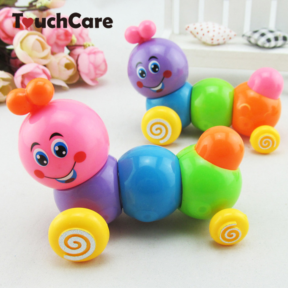 Cute Cartoon Colorful Insect Wind Up Baby Toys Children ...