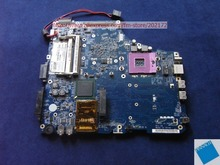Motherboard for Toshiba satellite A200 A205 K000058340 PM965 LA-3481P ISKAA L4S 100% tested good 90-Day Warranty