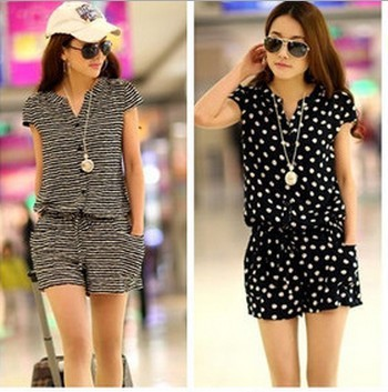 New Arrival Design Europe And America Summer 2013 Female Jumpsuits