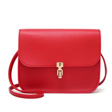Bags For Women 2019 New Korean Womens Bag Fashion One Shoulder Messenger Phone Organizer Simple Keychain Small Square