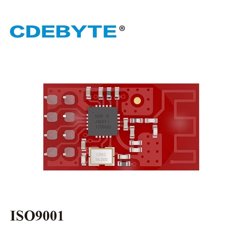 E01-ML01D SPI NRF24L01P 2.4Ghz 1mW PCB Antenna IoT Uhf Wireless Transceiver NRF24L01+ Transmitter Receiver Module