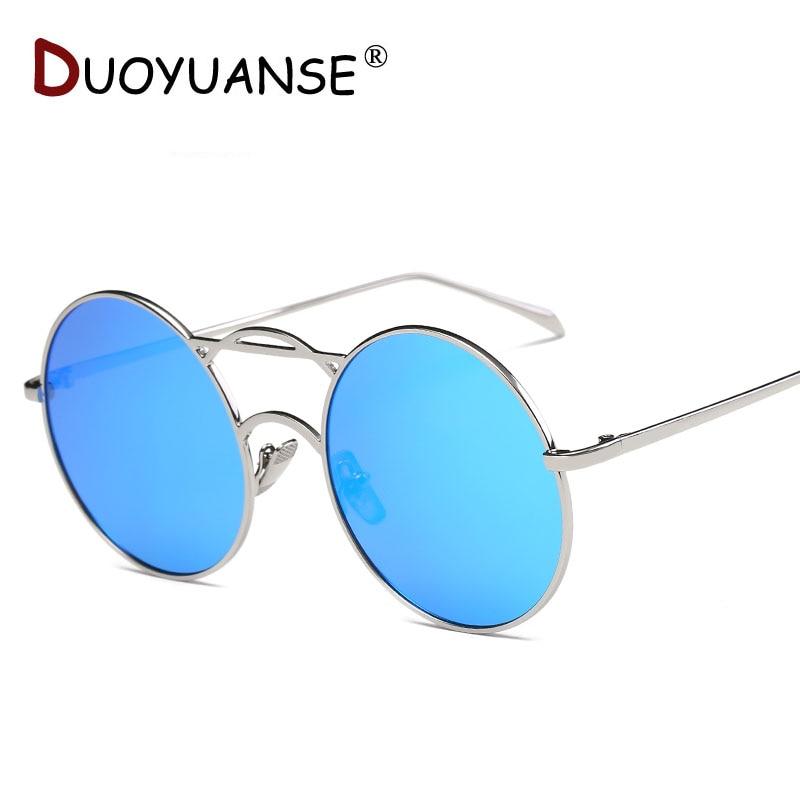 fbc00c89f037 Round Metal Sunglasses Women Fashion polarized Sun Glasses Men uv400 Brand  Designer individuality glasses 2205. US  23.50. High quality 2016 the new  ...